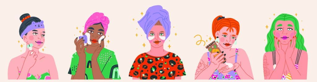 The Best Skincare Routine In Your 30s: New Decade New Drill
